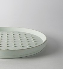 PLUS, concrete plate