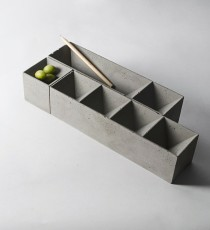 DOOS, concrete decoration
