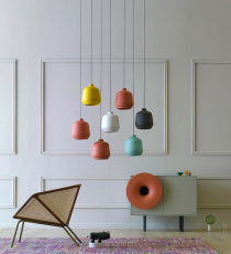 KIKI, ceramic pendant lamp