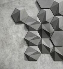 SANNROFF, nástěnný panel 3D
