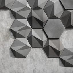 Geometrická dekorace